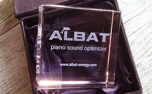 Piano Sound Optimizer