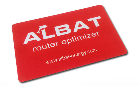 Router Optimizer Card